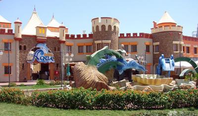 Отель Aqua Blu Resort 4* (Аква Блю Резорт 4*)