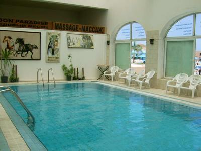 Фото отеля Ali Baba Palace 4* (Али Баба Палас 4*) - Крытый бассейн