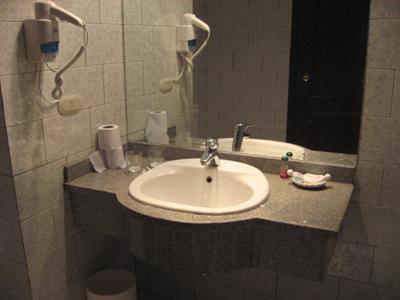 Фото отеля Ali Baba Palace 4* (Али Баба Палас 4*) - Ванная комната
