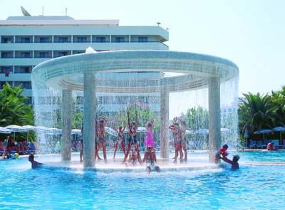 Фото отеля Ozkaymak Incekum Hotel 5* (Озкаймак Инжекум Отель 5*)