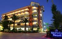 ���� ����� Saphir Hotel 4* (������ ����� 4*)