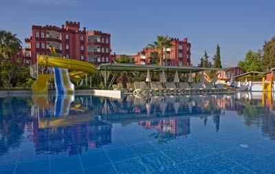 Фото отеля The Garden Beach Hotel 5* (Гарден Бич Отель 5*)