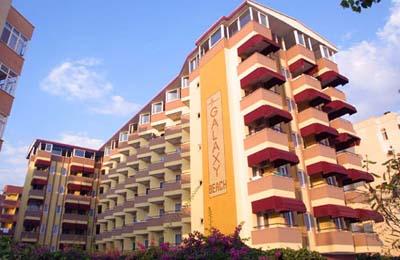 Фото отеля Galaxy Beach Hotel 4* (Галакси Бич Отель 4*)