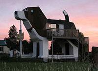 Фото - Отель Dog Bark Park Inn (Айдахо, США)