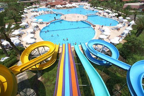 Фото отеля Selge Beach Resort
