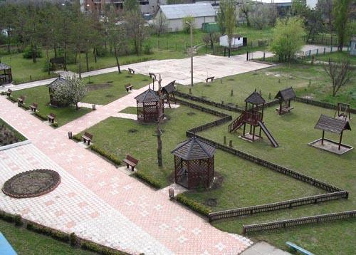 "Фото - Пансионат ""Татьяна"" (Коблево, Украина)"