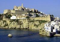 Фото - Крепость на острове Ибица (Испания)
