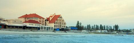 Фото отеля «Фаворит» (Железный порт, Украина)