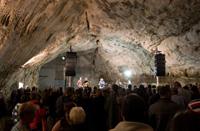 Фото - Пещерный кинозал (Моравский крас, Чехия)