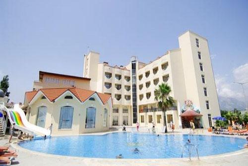 Фото отеля Larissa Inn Hotel 4* (Лариса Инн Отель 4*)