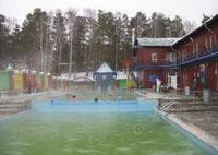 Фото - Термальный бассейн (Тюмень, Россия)