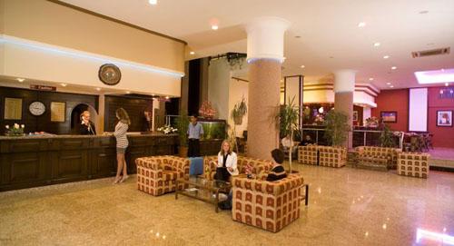 Фото отеля Arabella World Hotel 4* (Арабелла Ворлд Отель 4*)