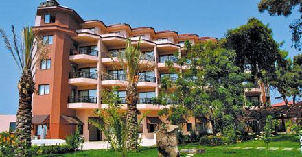 Фото отеля Justiniano Club Park Conti 5* (Джустиниано Клуб Парк Конти 5*)