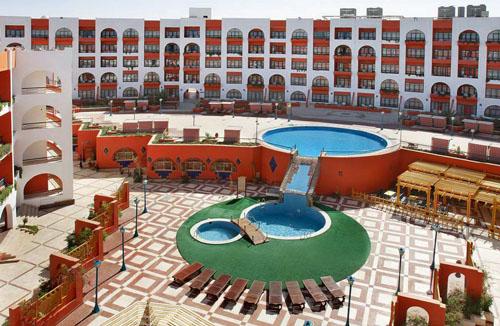пальма де миретте отель в хургаде