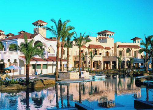 Фото отеля Continental Garden Reef Resort 5* (Континенталь Гарден Риф Резорт 5*)