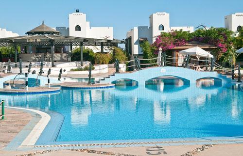Фото отеля Poinciana Sharm Resort 4* (Пойнсиана Шарм Резорт 4*)