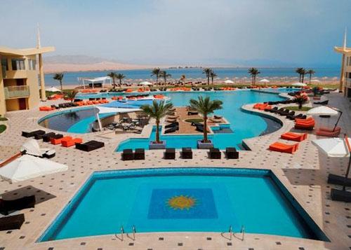Фото отеля Barcelo Tiran Sharm 5* (Барсело Тиран Шарм 5*)
