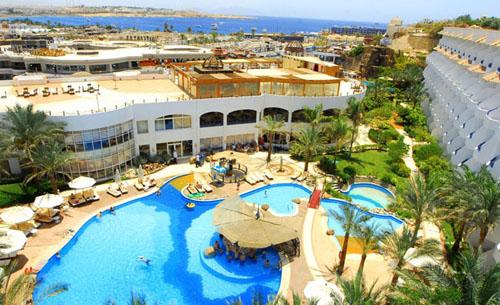 Фото отеля Tropitel Naama Bay 5* (Тропитель Наама Бей 5*)