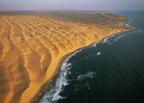 Фото - Берег Скелетов (Намибия)