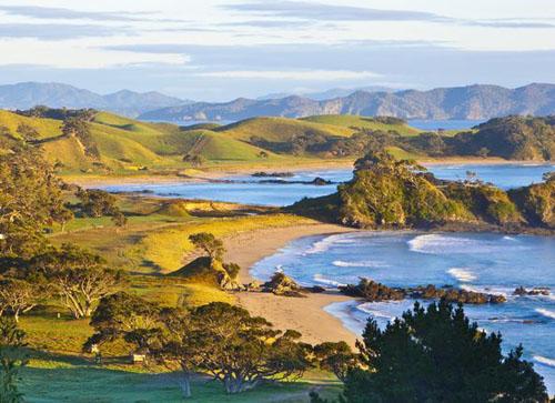 Фото - Побережье Тутукака (Новая Зеландия)