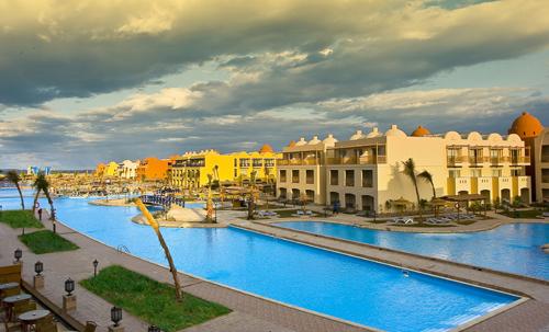 хургада отель ttanc beach spa aqua park 5