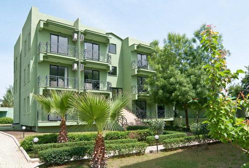 Фото отеля Larissa Hotel Beldibi 4* (Лариса Отель Бельдиби 4*)