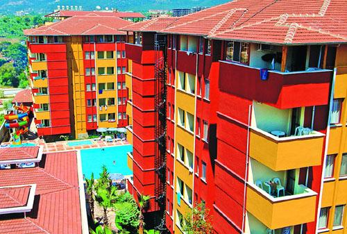 Фото отеля Saritas Hotel 4* (Саритас Отель 4*)