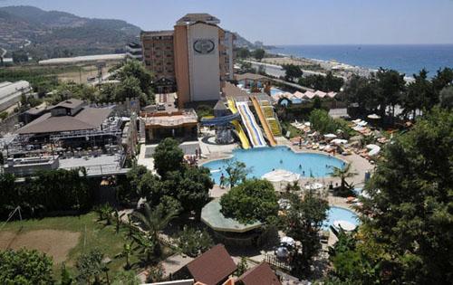 Фото отеля Alanya Klas Hotel 4* (Алания Класс Отель 4*)