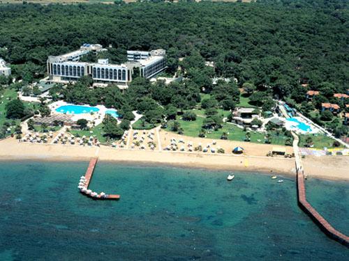 Фото отеля Turquoise Resort Hotel & Spa 5* (Туркиз Резорт Отель энд Спа 5*)
