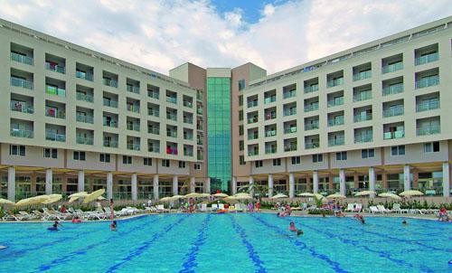 Фото отеля Hedef Rose Garden Hotel 4* (Хедеф Роуз Гарден Отель 4*)