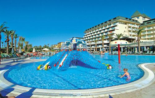 Фото отеля MC Arancia Resort Hotel 5* (МС Арансия Реcорт Отель 5*)