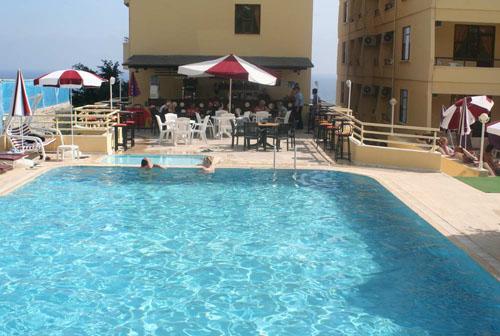 Фото отеля Palmera Kleopatra Beach 3* (Палмера Клеопатра Бич 3*)