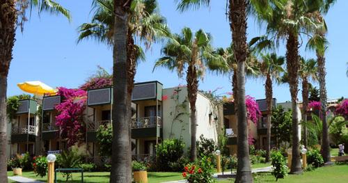 Фото отеля Justiniano Club Alanya 4* (Джустиниано Клуб Аланья 4*)