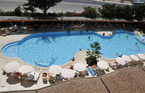 Фото отеля First Class Hotel 5* (Фест Класс Отель 5*)