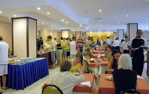 Фото отеля Ozkaymak Alaaddin 4* (Озкаймак Алладин 4*)