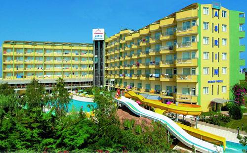 Фото отеля Asrin Beach Hotel 4* (Асрин Бич Отель 4*)