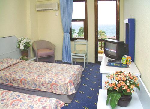 Фото отеля MC Mahberi Beach Hotel 4* (МС Махбери Бич Отель 4*)