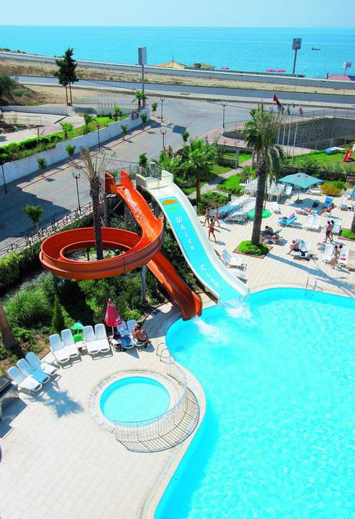 Фото отеля White City Beach Hotel 4* (Вайт Сити Бич Отель 4*)