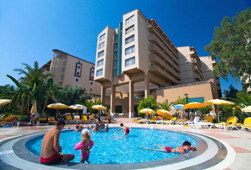 Фото отеля Stella Beach 5* (Стелла Бич 5*)