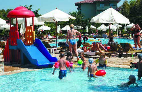 Фото отеля Alara Park Hotel 5* (Алара Парк Отель 5*)