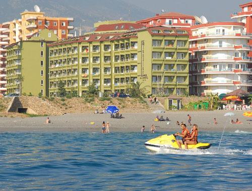 Фото отеля Sun Star Beach Hotel 4* (Сан Стар Бич Отель 4*)