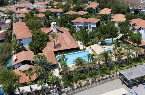 ���� ����� Larissa Akman Park Hotel 4* (������ ����� ���� ����� 4*)