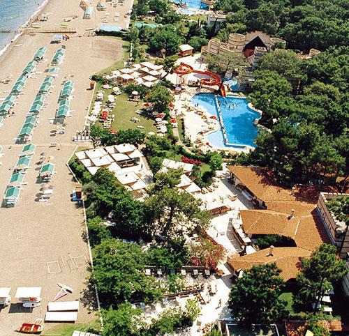Отель Ulusoy Kemer Holiday Club 5 в Кемере Турция