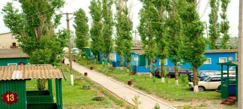 Фото базы отдыха «Океан» (Коблево, Украина)