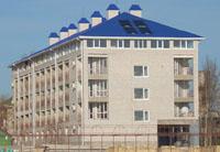 Фото гостиничного комплекса «Дольче Вита» (Железный порт, Украина)