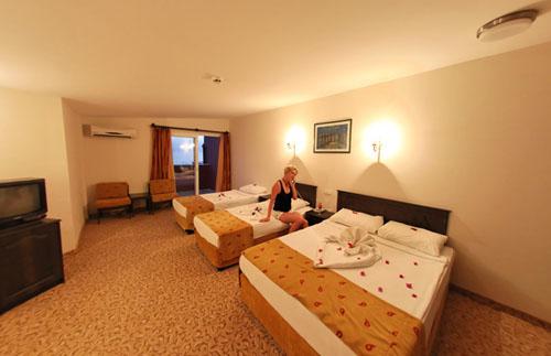 Фото отеля Turkler Artemis Hotel 4* (Турклер Артемис Отель 4*)