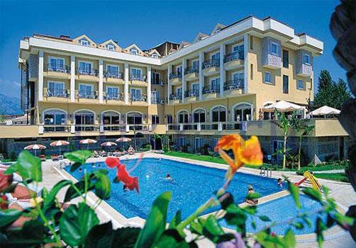 Любо и недорого хорошие отели региона Кемер
