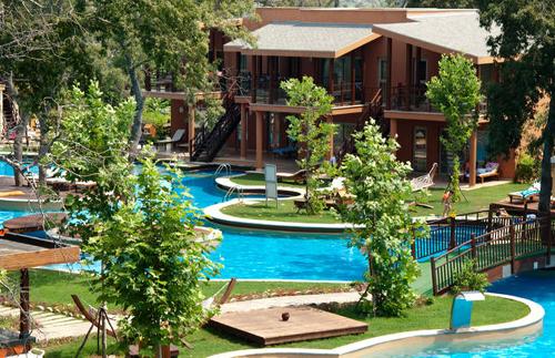 Фото отеля Sueno Hotels Beach Side 5* (Суено Отель Бич Сиде 5*)