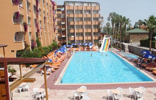 Фото отеля Club Tess Hotel 3* (Клуб Тесс Отель 3*)