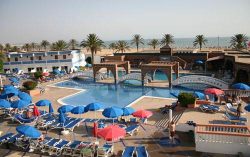 Фото отеля Al Moggar Garden Beach Club 4* (Аль Могар Гарден Бич Клуб 4*)